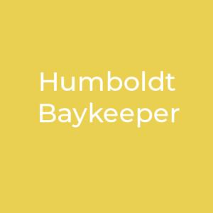 Humboldt Baykeeper